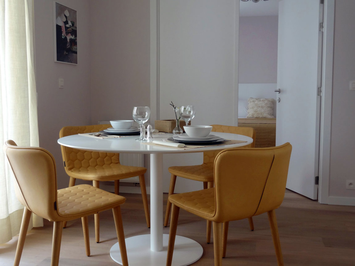 Appartement rue Godecharle, Ixelles