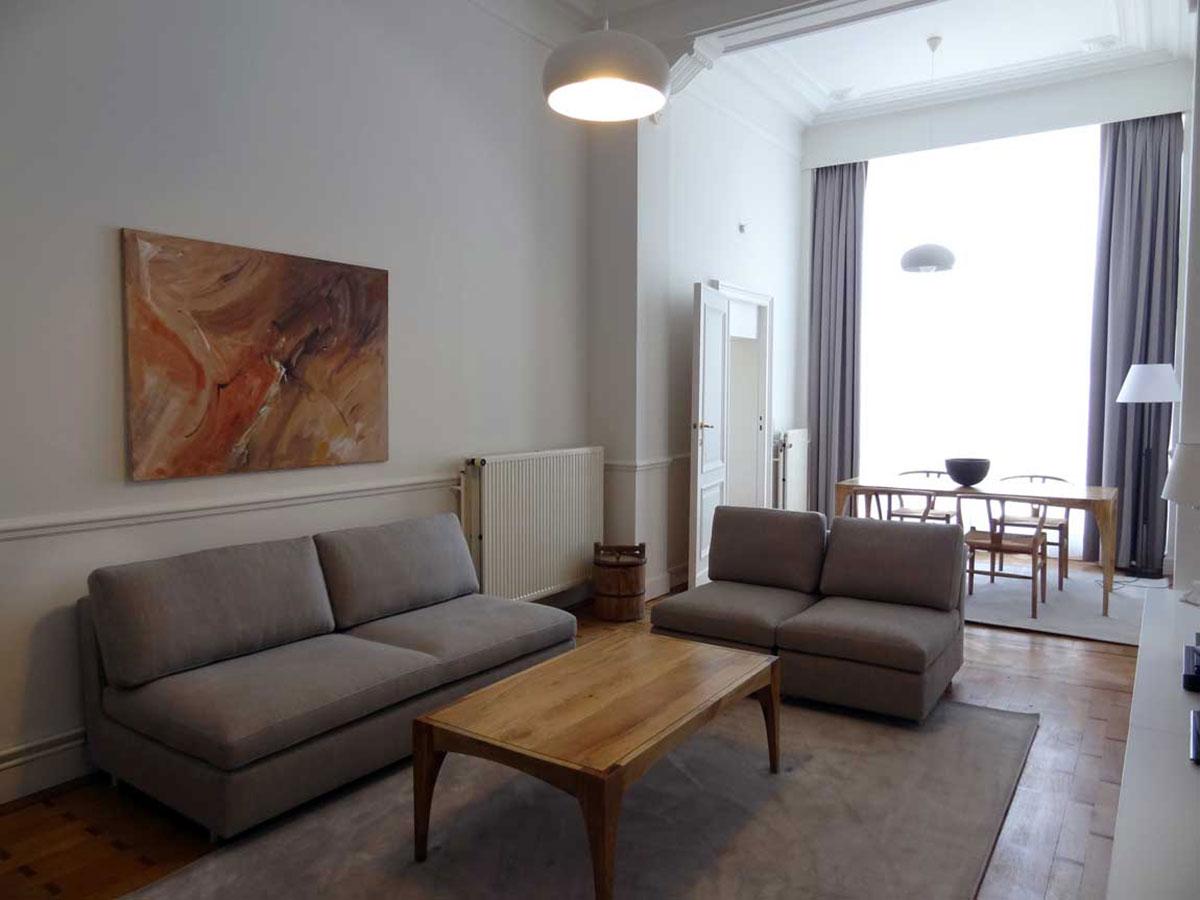 Appartement rue Lavallée, Ixelles