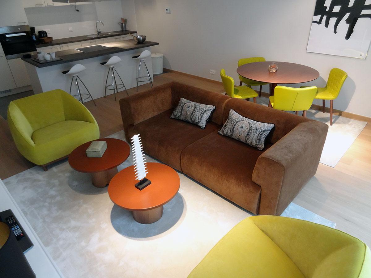 Appartement rue Reigersvliet, Etterbeek