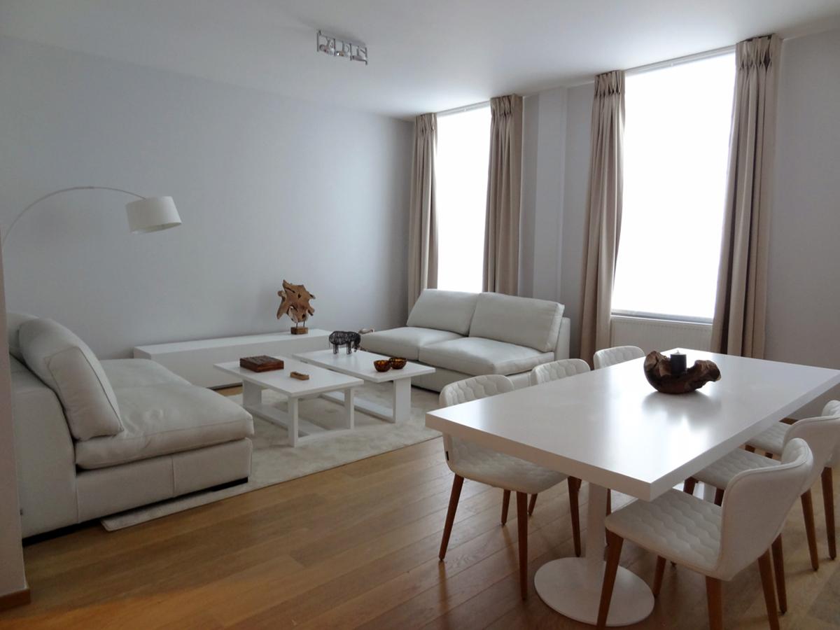Appartement rue Souveraine, Ixelles